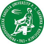 Logotype of the Faculty of Science, Pavol Jozef Safarik University in Kosice